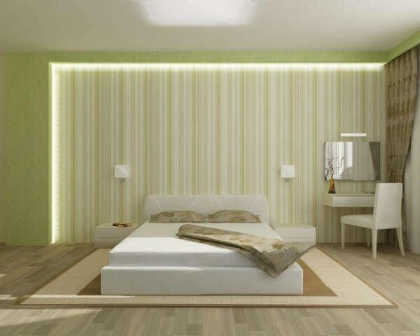 идеальная спальня для двоих