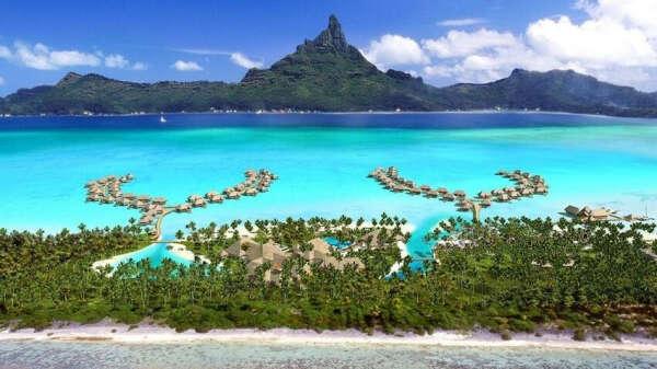 Побывать в Intercontinental Bora Bora