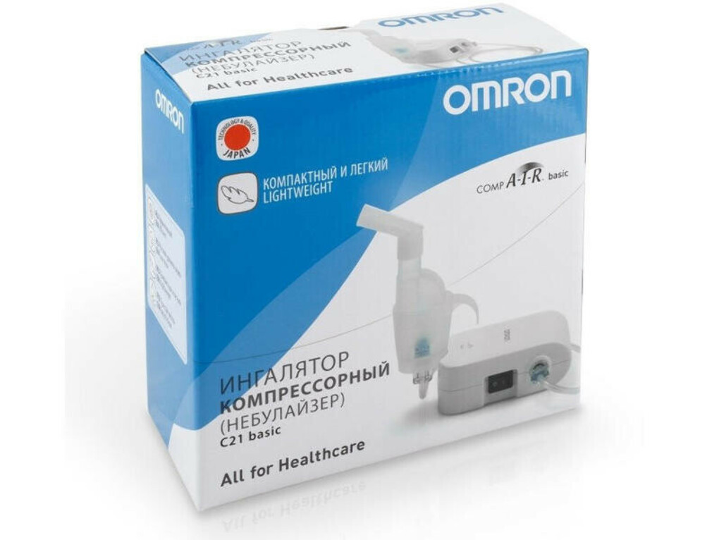 Ингалятор компрессорный Omron CompAir NE-C21 Basic
