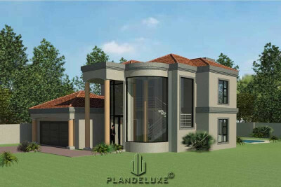 TX292D – 3 Bedroom House Plan