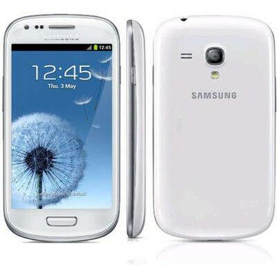 Смартфон Samsung GALAXY SIII mini GT-I8190 8GB White