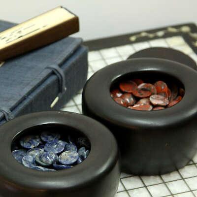 Чаши для камней (игра ГО)