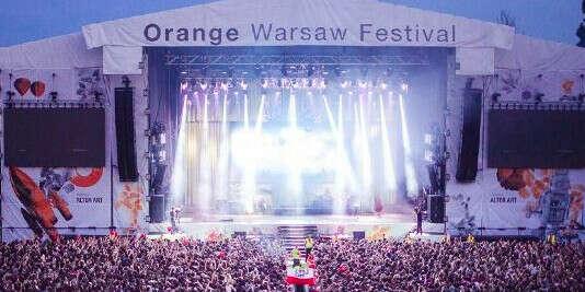 Посетить фестиваль Orange Warsaw Festival
