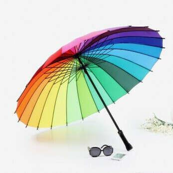 Зонт Радуга малый
