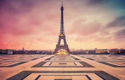 Хочу в Париж ))))