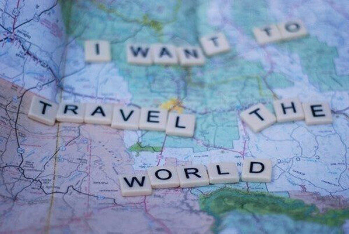 Хочу объехать весь мир...