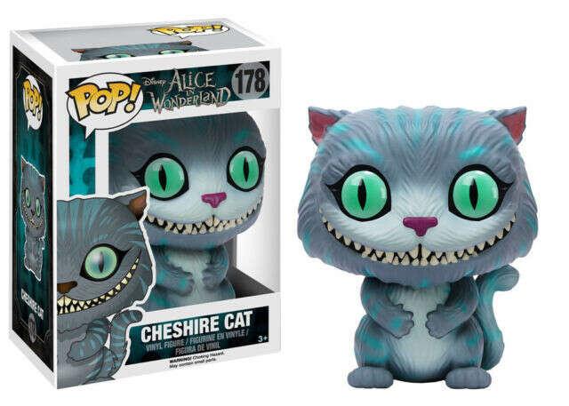 Funko POP! Vinyl: Disney Alice Cheshire Cat    Чеширский кот