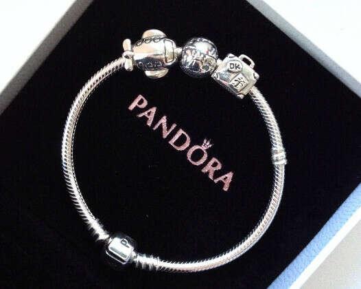браслеты Pandora