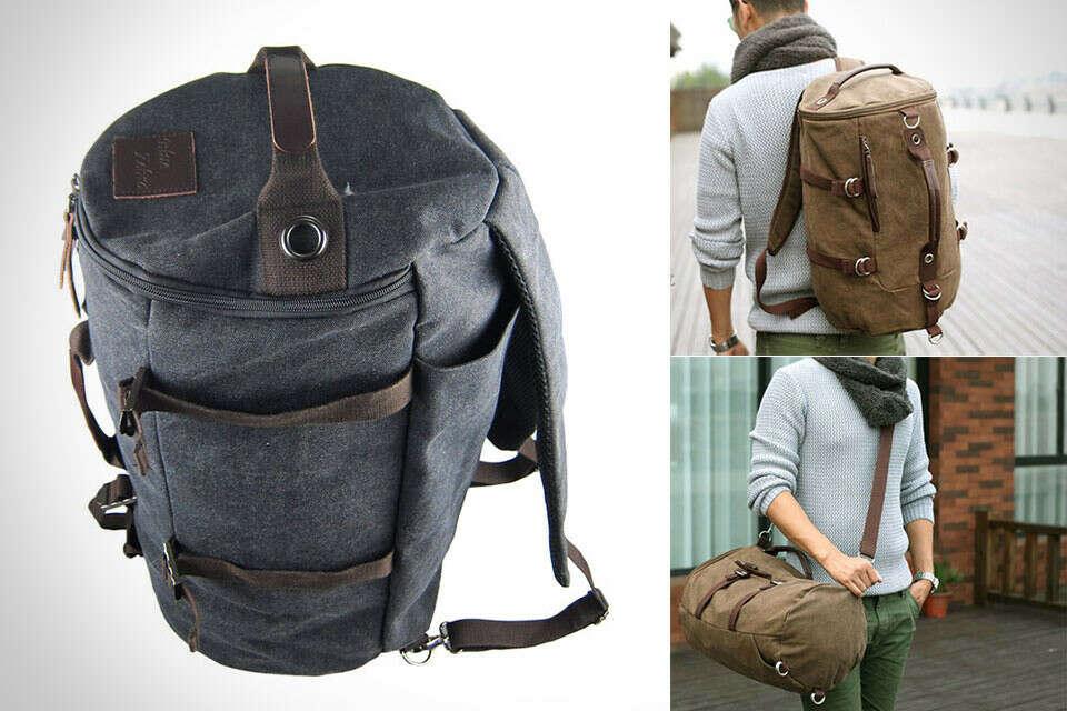 сумка-рюкзак Blue Zebra YS–314