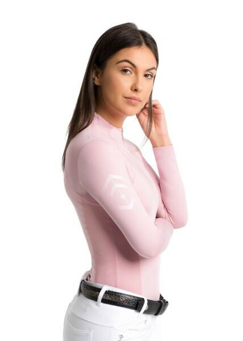 SS18 Pink Technical Stretch Base Layer