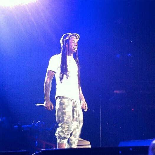 Посетить концерт Lil Wayne