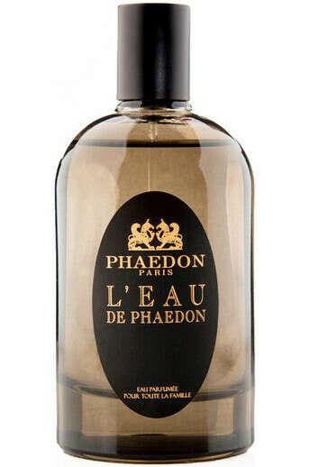 L'Eau de Phaedon Phaedon аромат - новий аромат для жінок та чоловіків 2014