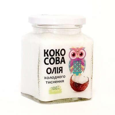 """Кокосовое масло """"Коко Сова"""" 130мл"""