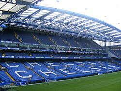 Попасть на Stamford Bridge