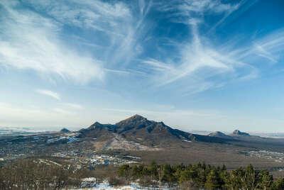 Горы Пятигорск