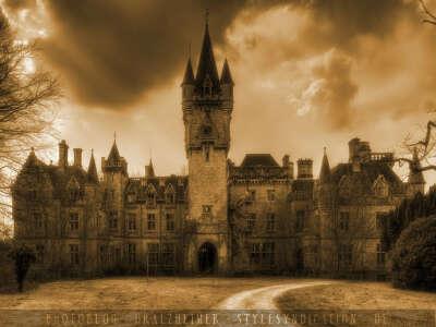Побывать в заброшенном замке