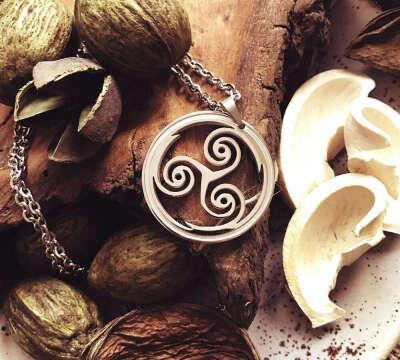 Hellblade Senua Necklace