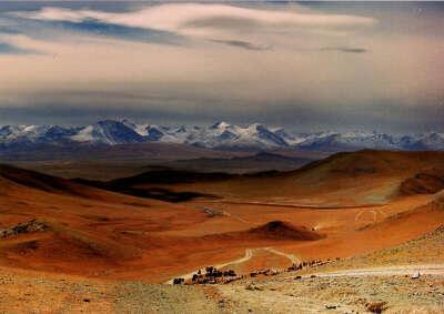 побывать в Монголии