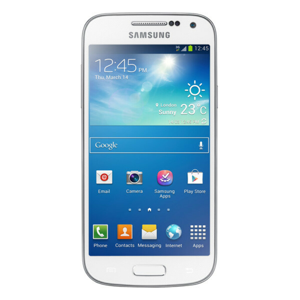 Samsung Galaxy S4 mini GT-I9190 White