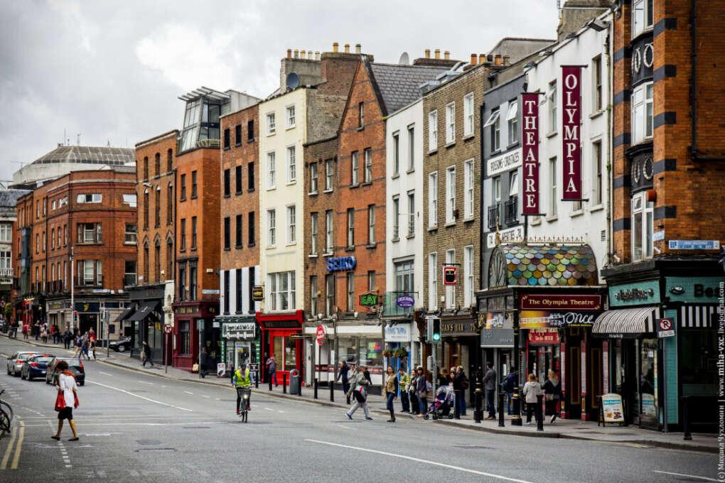 English Course in Dublin