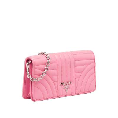 Prada Leather Mini Bag
