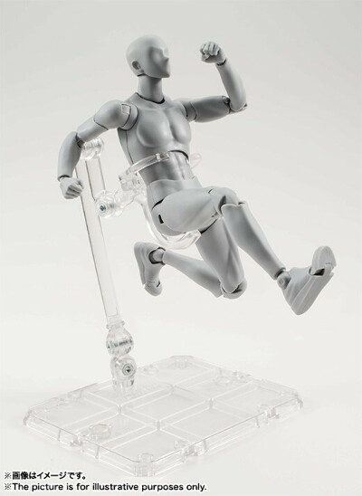 Болванчик для рисования (body kun)