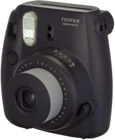 Fujifilm Instax Mini 8 (черный)