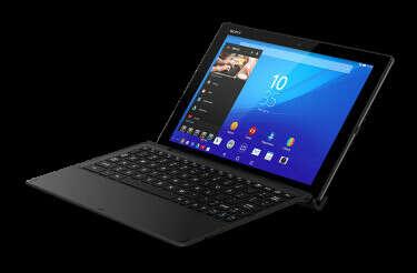 Sony Комплект  Z4 Tablet 32 Гб WiFi+LTE +клавиатура BKB50