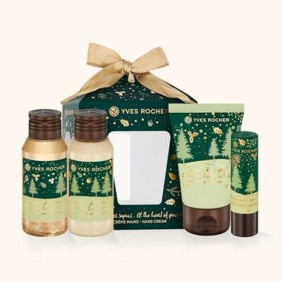 Набор «Зимний лес» в подарочной упаковке