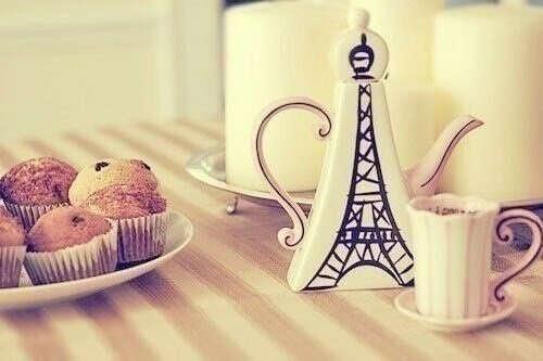 Позавтракать в Париже