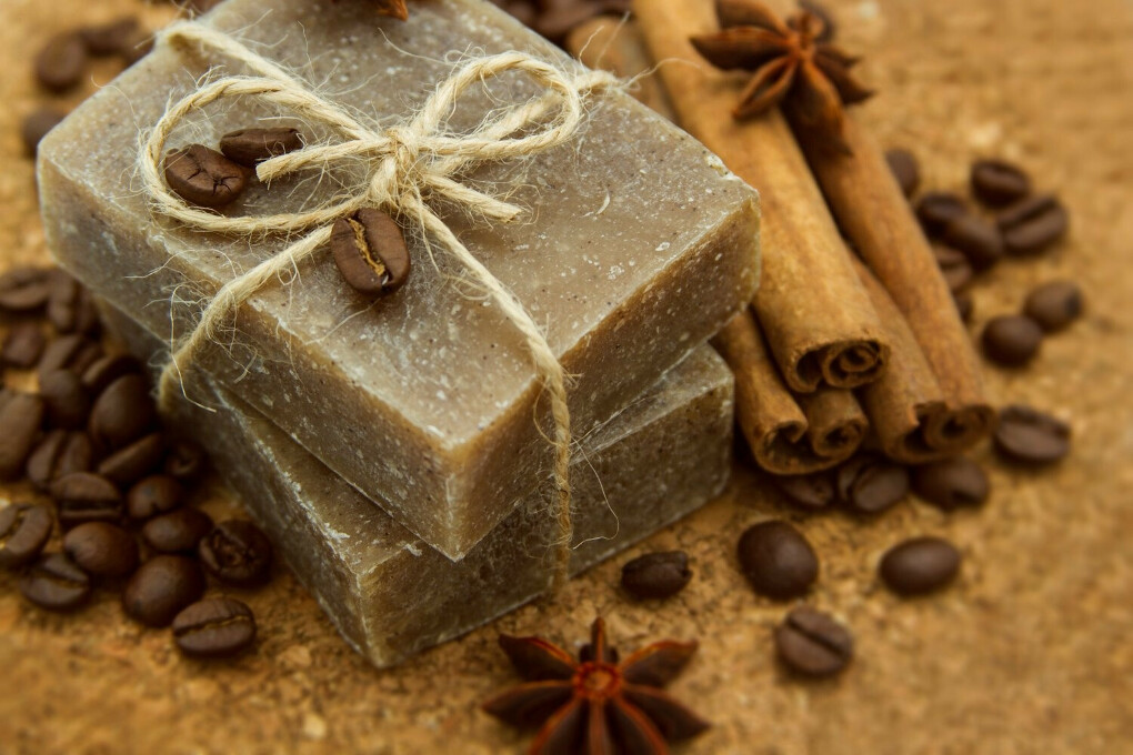 Самодельное натуральное мыло