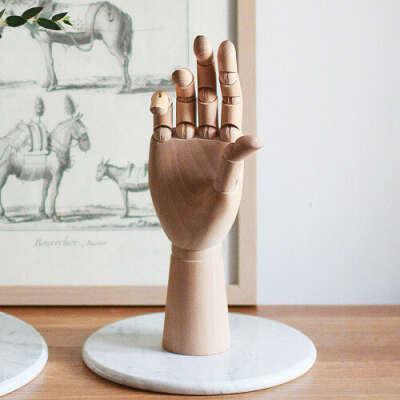 Деревянная рука