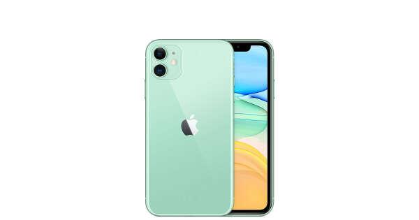 iPhone11, 128ГБ, зелёный