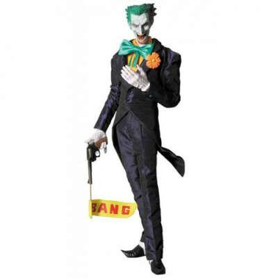 Коллекционная фигурка Бэтмен: Тихо! – Джокер Медиком Той