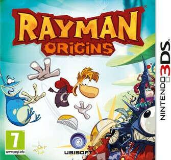Ubisoft Rayman Origins (3DS)
