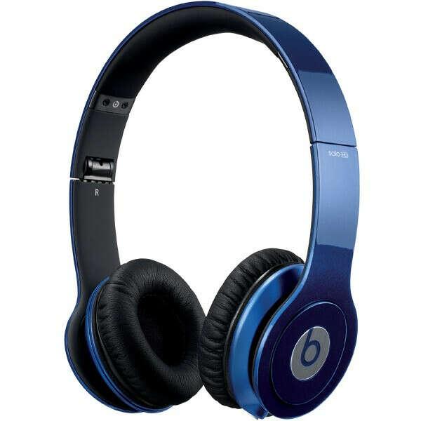 Наушники накладные Beats BT On Solo HD Dark Blue