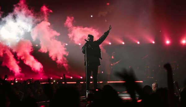 Пойти на концерт The Weeknd