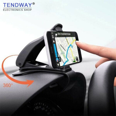 Держатель телефона на приборную панель авто 360°