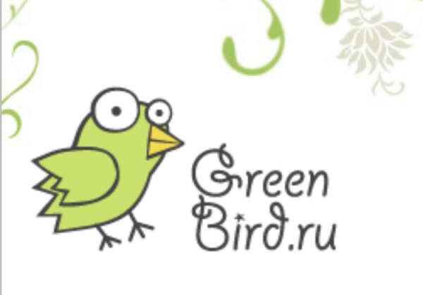 Сертификат на покупку в green bird