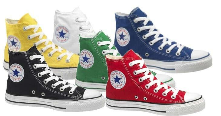 Все кеды Converse
