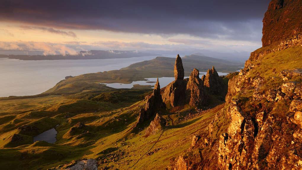 Увидеть Шотландию