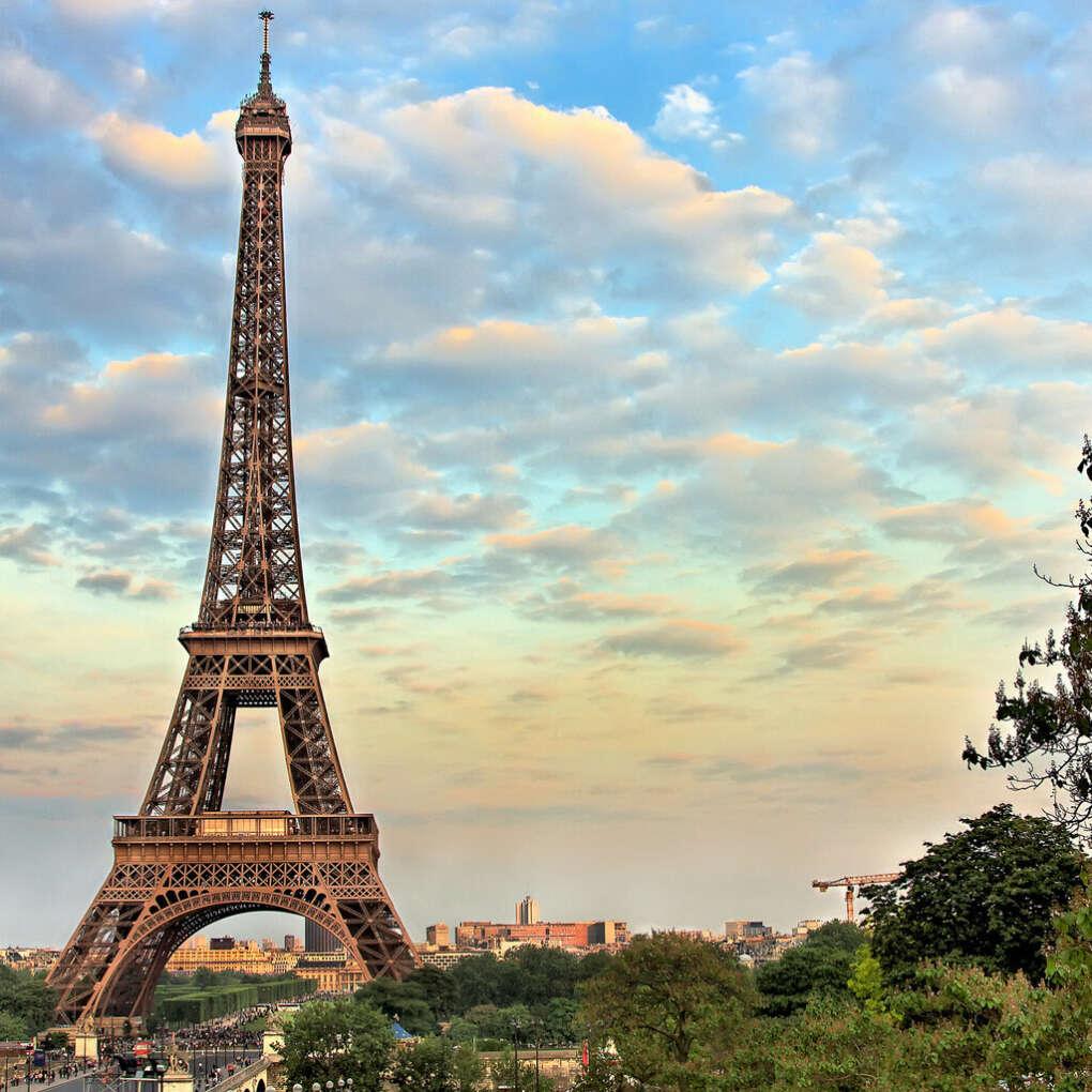 Посетить Францию (Париж)