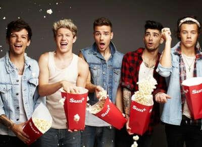 Сходить на концерт One Direction