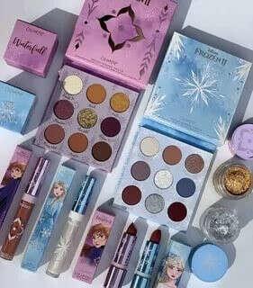 colourpop frozen collection