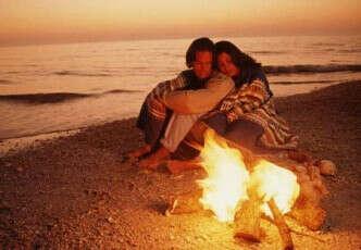 Хочу встретить рассвет с любимым человеком на море!