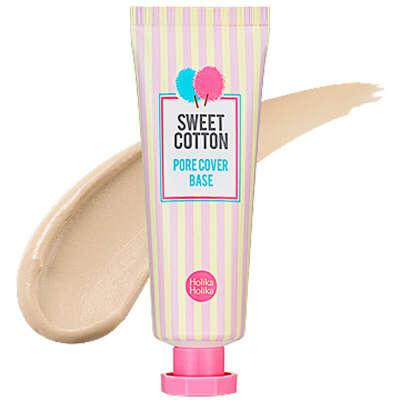 База под макияж Holika Holika Sweet Cotton Pore Cover Base