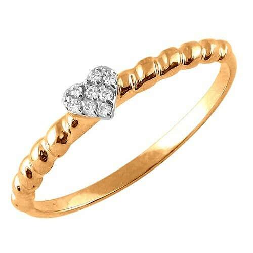 Золотое кольцо Montpensier