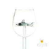 Бокал для вина «Черная акула», 280 мл