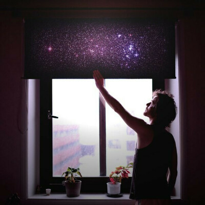 Звездные жалюзи