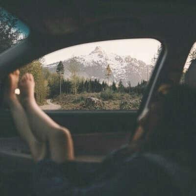 Побывать в горах